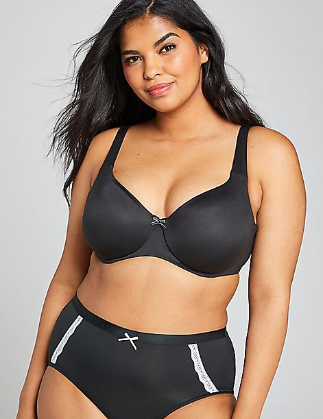 Intuition Unlined Full Coverage Bra