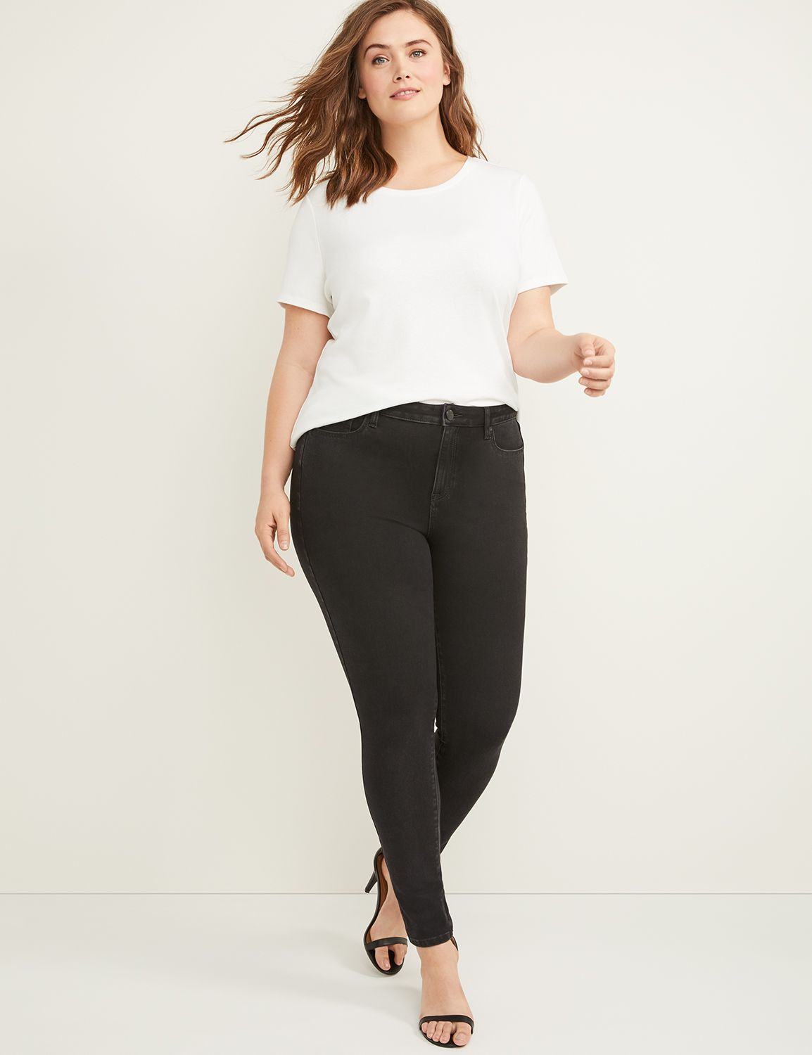 Plus Size Tall Jeans For Women