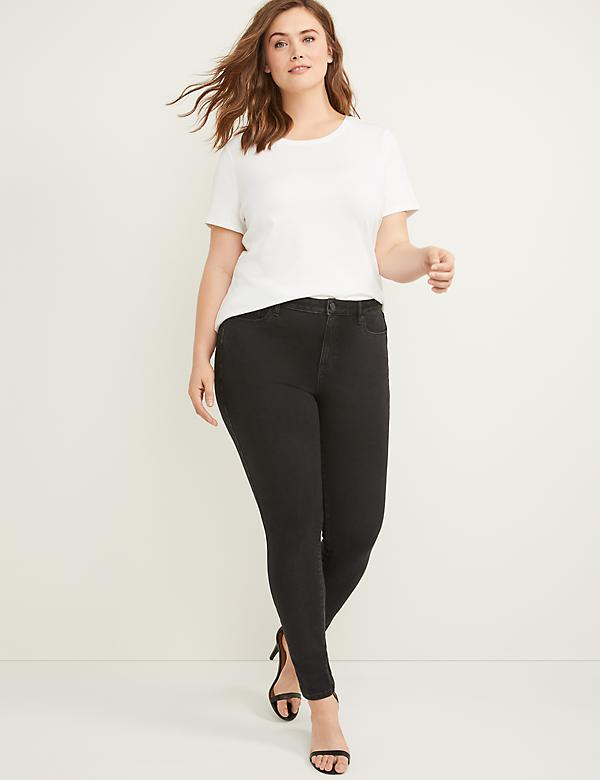 Ultimate Stretch Skinny Jean - Black