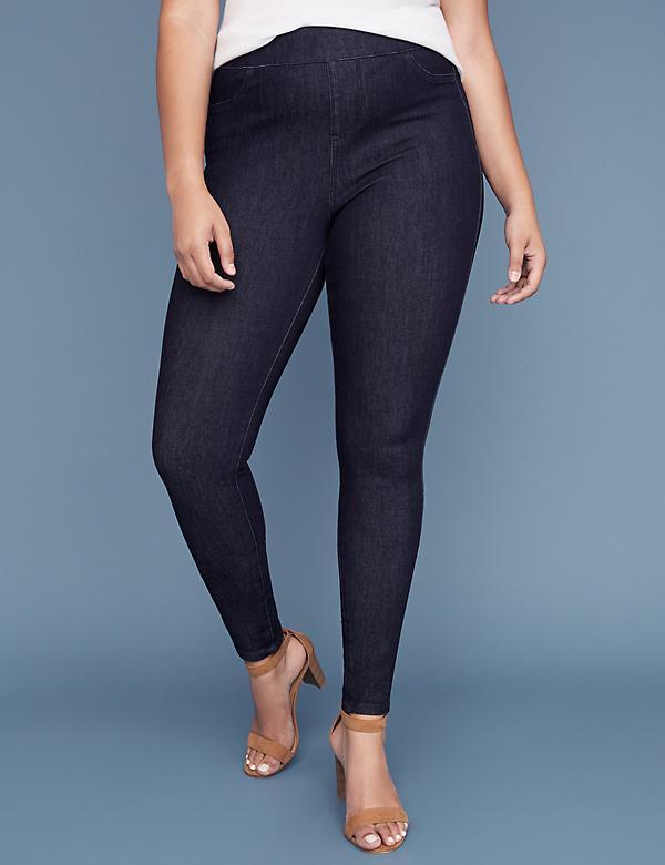 b5e45dcb99 Plus Size Skinny Jeans   Women s Slim Fit Denim