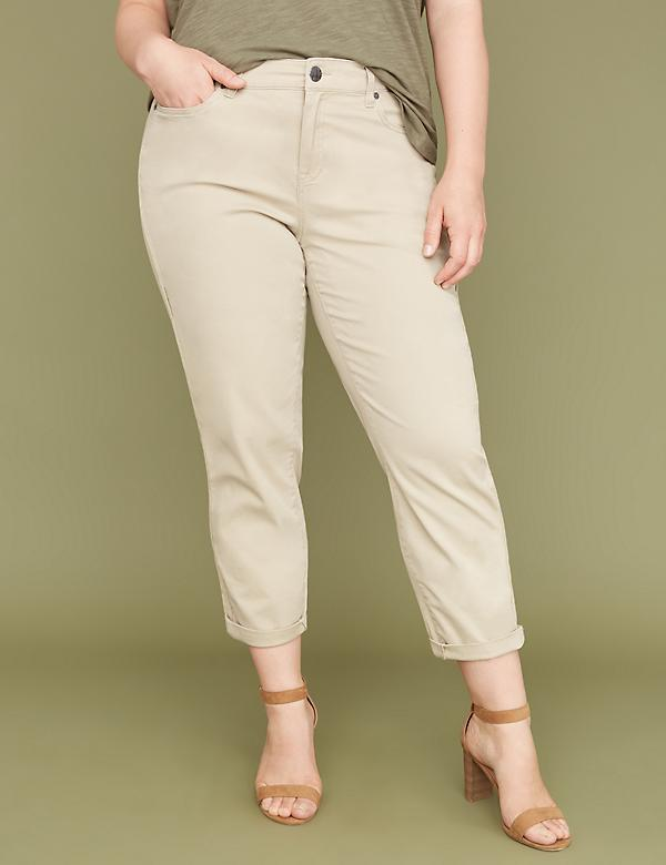 5 Pocket Girlfriend Chino Pant
