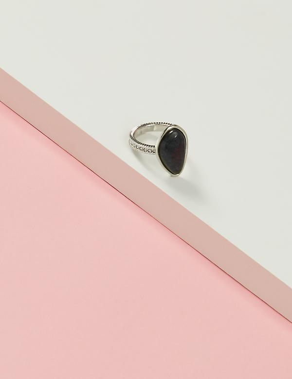 Stone Pave Ring