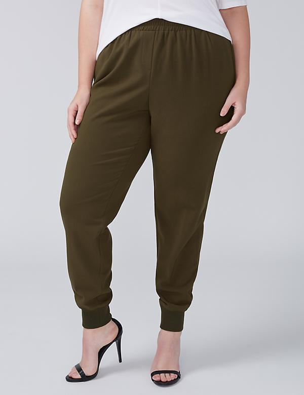 Tailored Stretch Jogger
