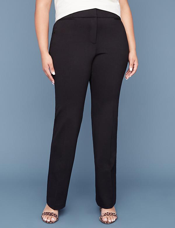Allie Ponte Boot Pant