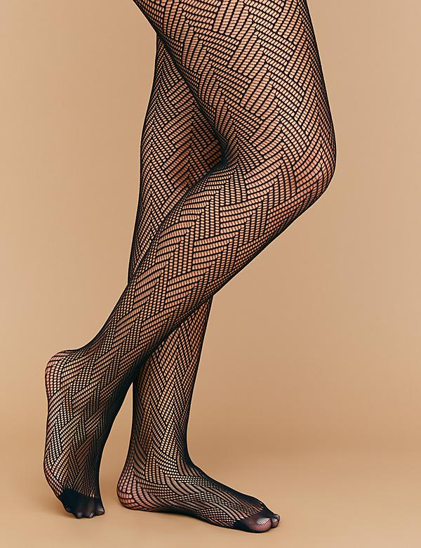 Tights - Geometric Mesh