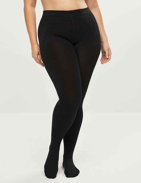 Smoothing Tights - Fleece Lined