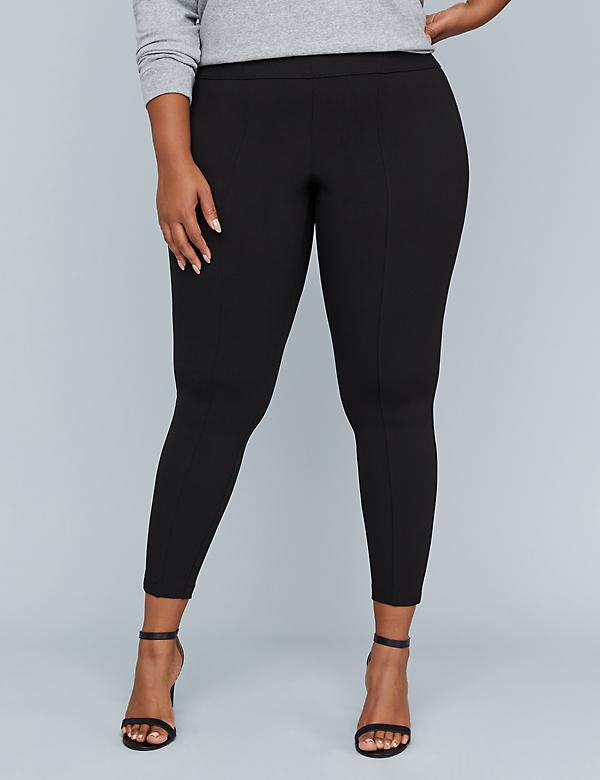 Girl With Curves High-Waist Skinny Pant