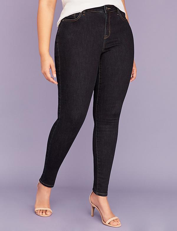 Super Soft Super Stretch Skinny Jean - Dark Wash