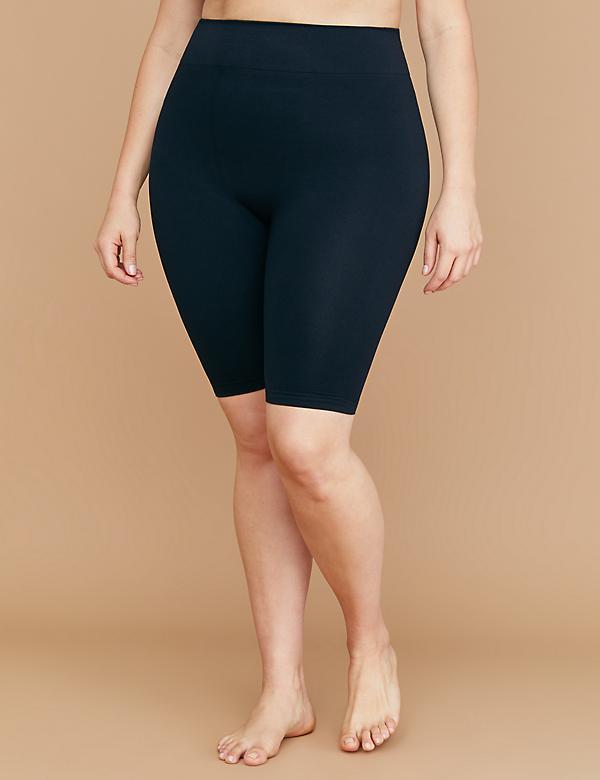 ae5a8a3912c9a Size E/f E/f Black White Plus Size Tights & Shaping Leggings | Lane ...
