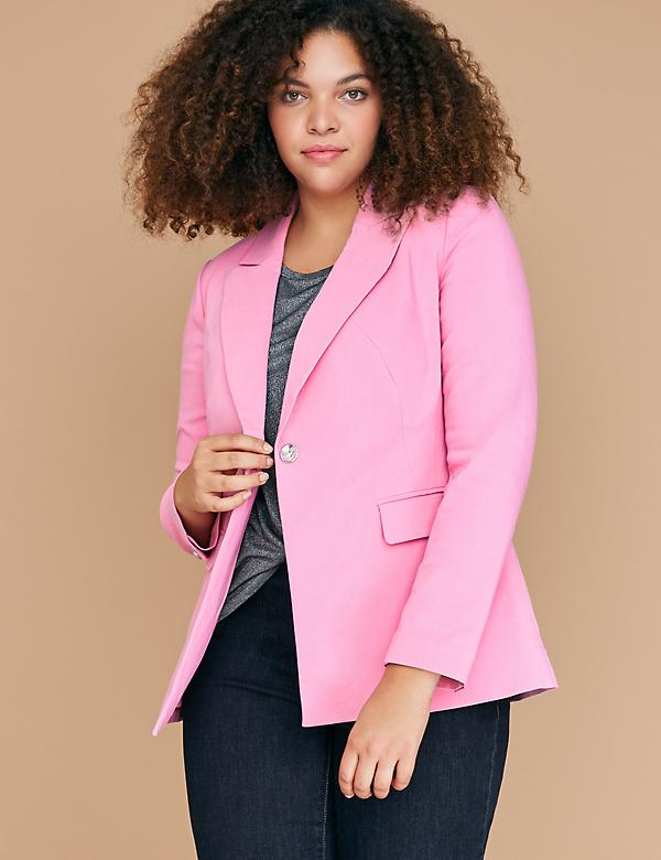 Bryant Blazer - Sexy Stretch Single Button