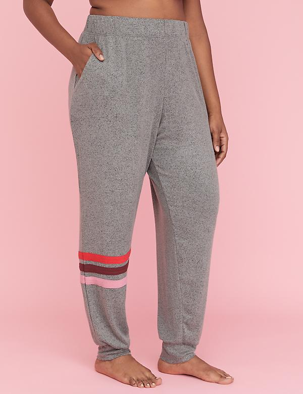 Brushed Jersey Sleep Jogger