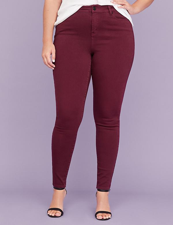Ultimate Stretch Skinny Jean - Winetasting