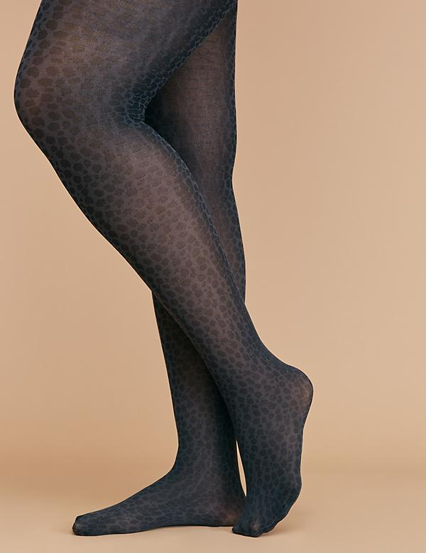 Level 1 Smoothing Tights - Cheetah Print