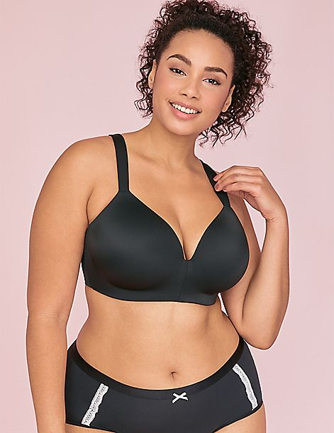 Simply Wire Free Full Coverage Bra