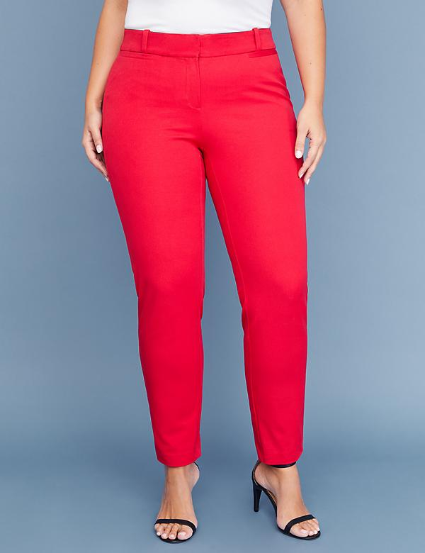 Power Pockets Allie Smart Stretch Ankle Pant
