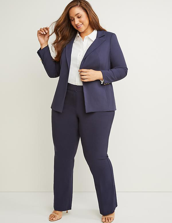 Curvy Allie Sexy Stretch Boot Pant