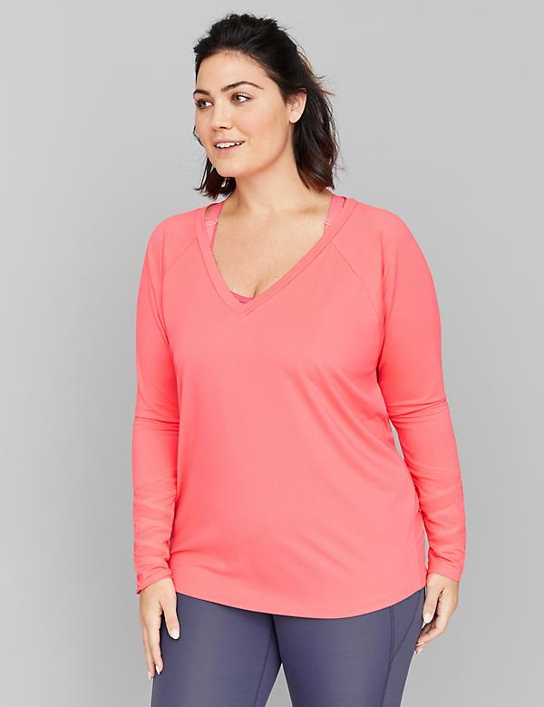 Open-Back Active Top