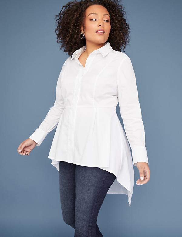 dbc730b85a9 Plus Size Tunics For Women | Lane Bryant
