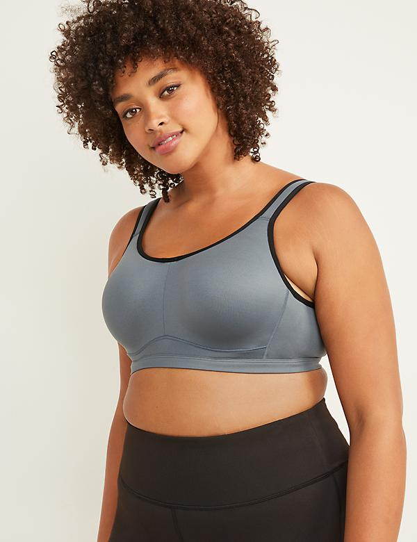 LIVI Active High-Impact Wicking Underwire Sport Bra