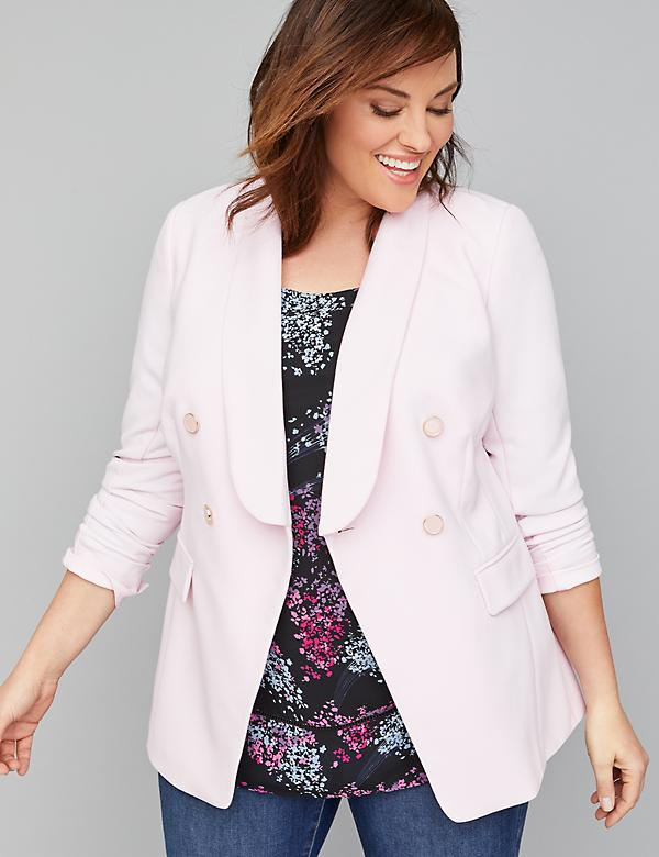 Plus Size Women S Jackets Coats Blazers Lane Bryant