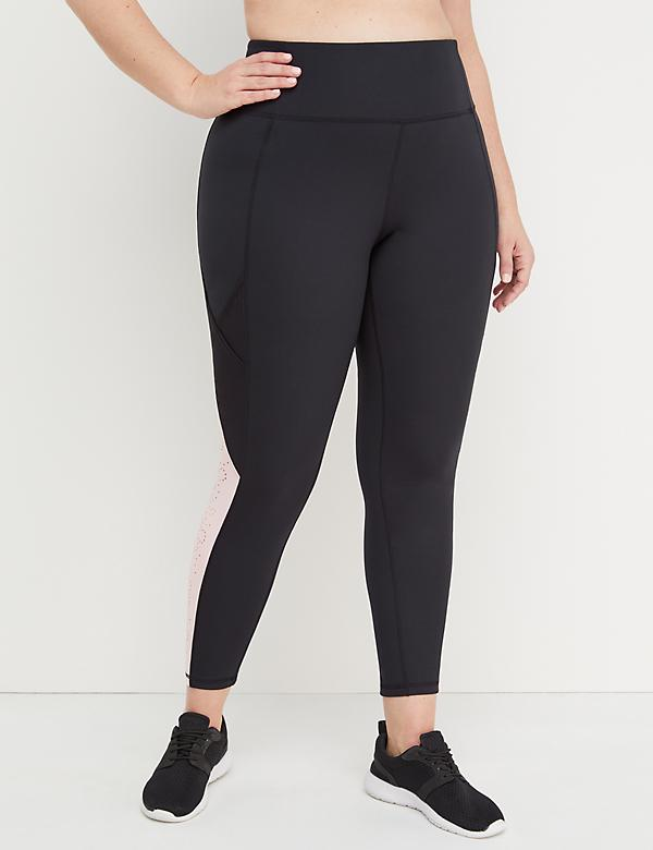 Sculptlight Active 7/8 Legging - Laser Cut Inset