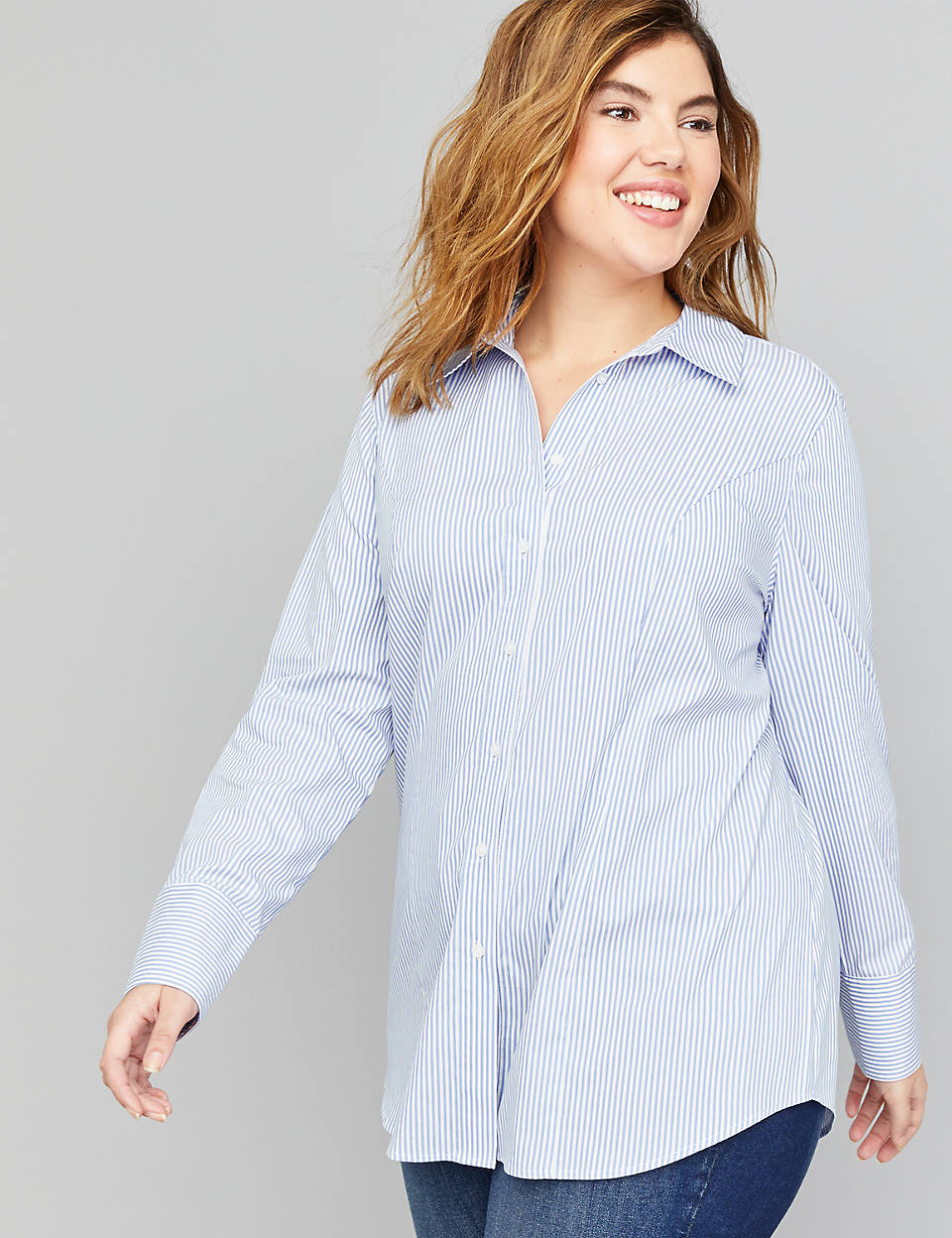 35065ef00ffbd Striped Girlfriend Shirt