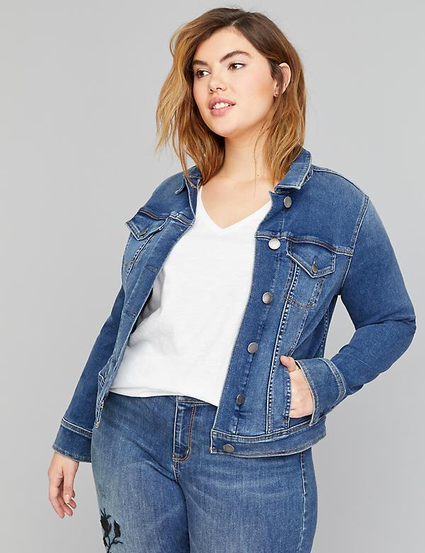 4598841c79b Denim Jacket - Medium Wash