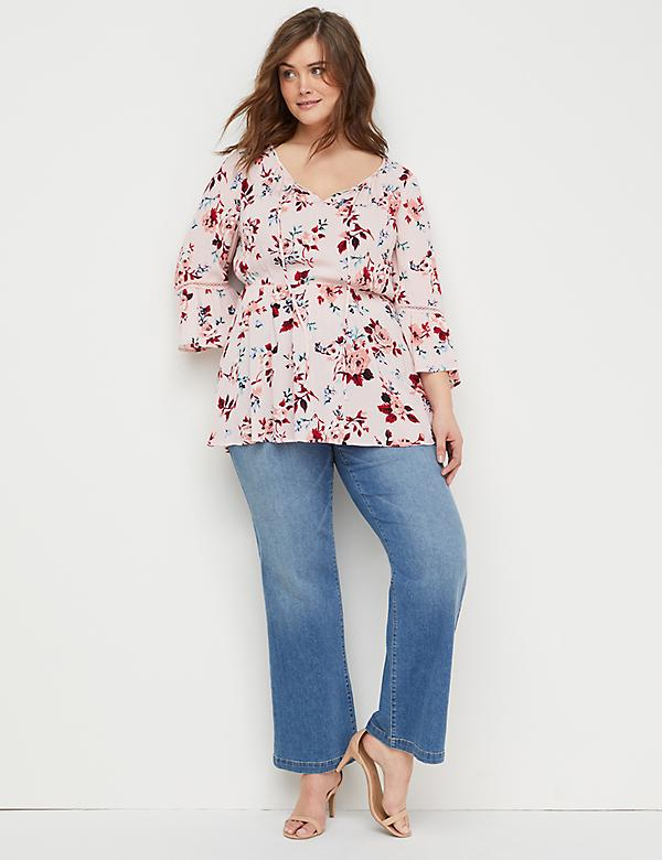 73d010c1e1c Plus Size Women s Blouses   Dressy Tops