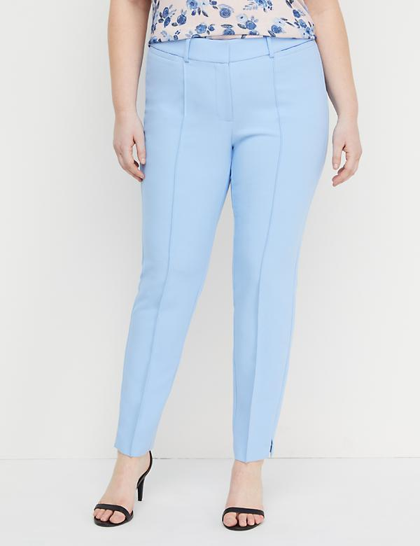 Power Pockets Allie Modern Stretch Ankle Pant