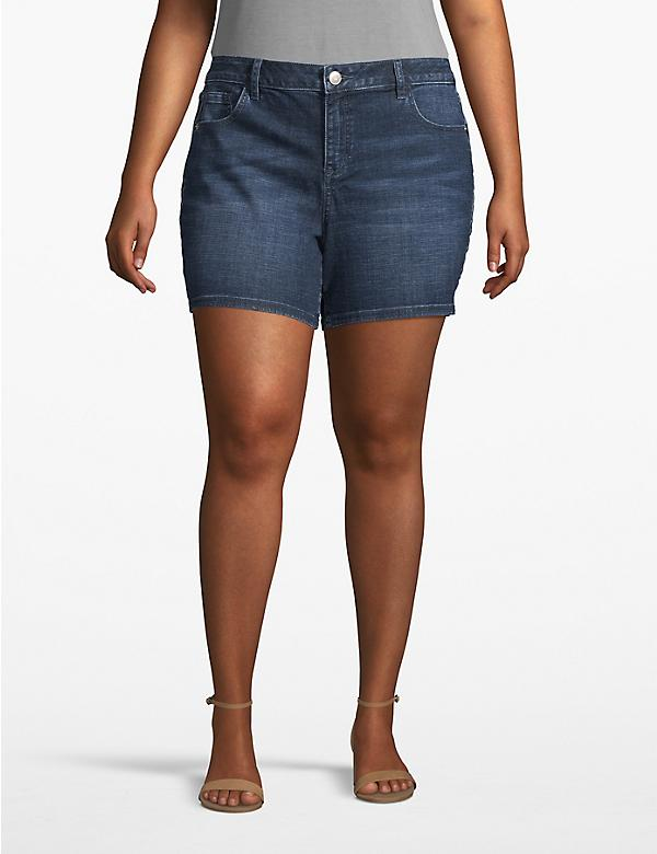 Venezia Denim Short