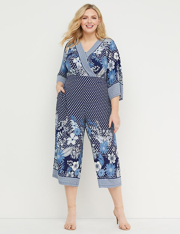 Plus Size Women\'s Jumpsuits & Rompers | Lane Bryant
