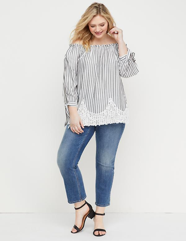 eef0530f0ac Plus Size Women s Blouses   Dressy Tops