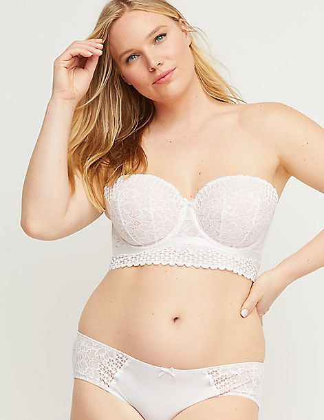 Longline Multi-Way Boost Strapless Bra