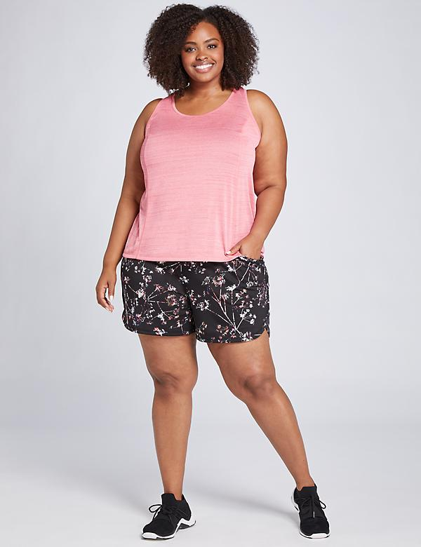 LIVI Wicking Layered Active Short
