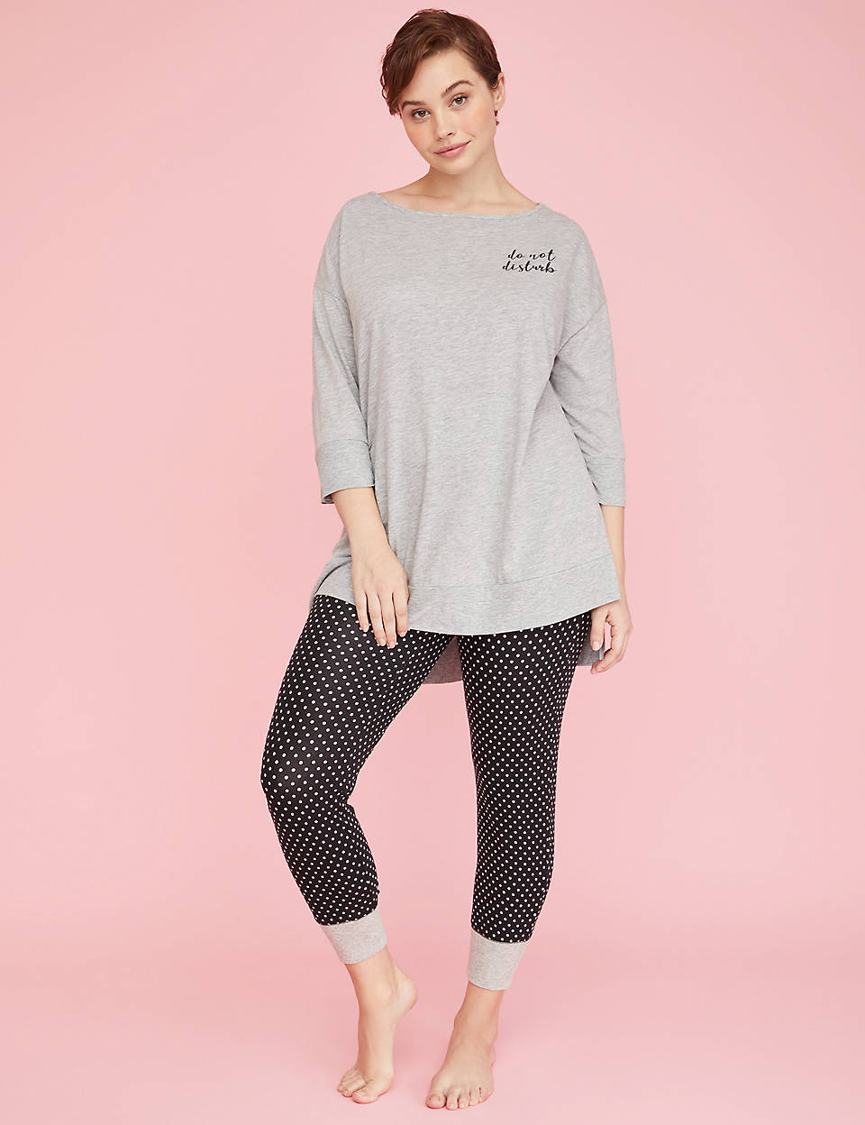 Dolman Tunic   Legging PJ Set  67c877743