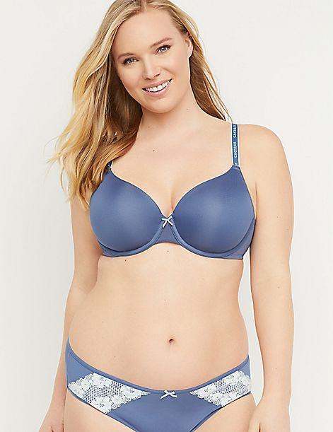 Simply Cacique Lightly Lined T-Shirt Bra