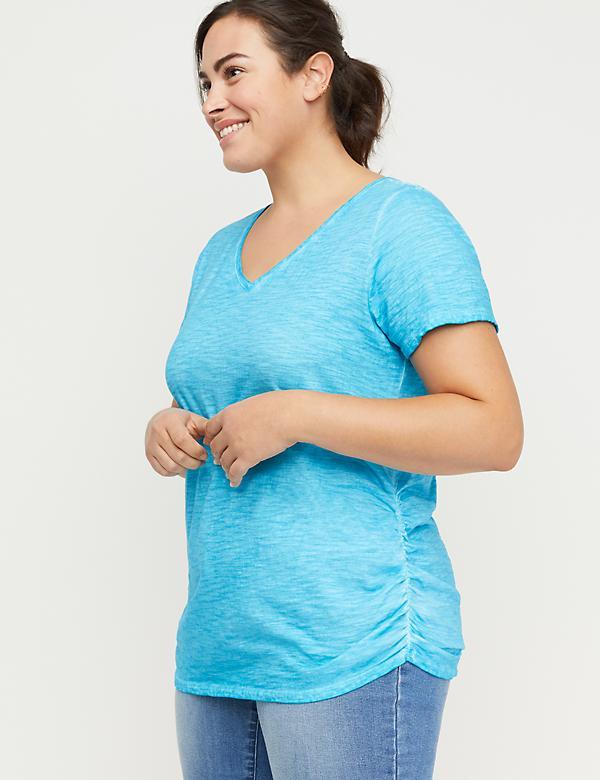 784d0f7de Plus Size Women's Knit Top & T-Shirts | Lane Bryant