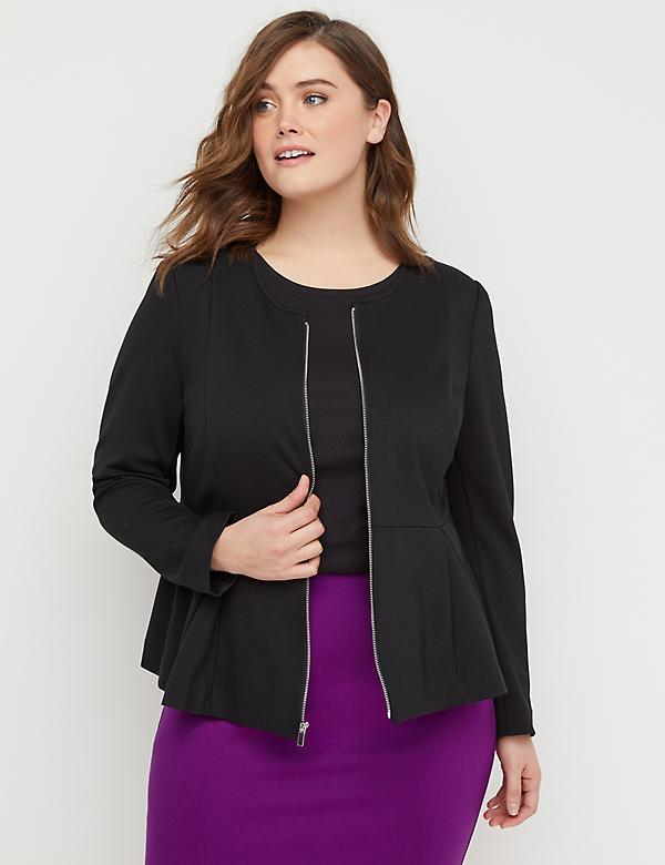 6867084be67 Plus Size Women s Jackets
