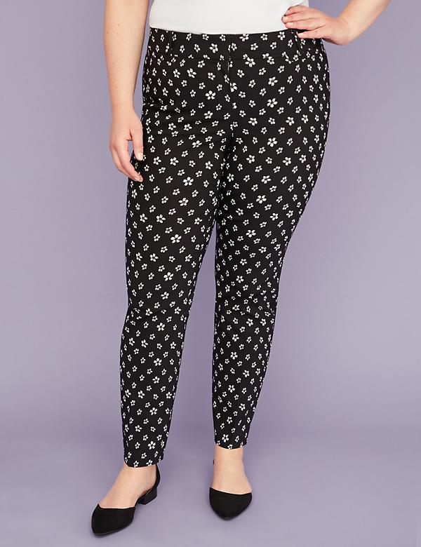 Power Pockets Allie Sexy Stretch Ankle Pant