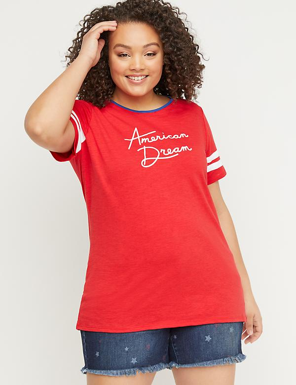 American Dream Graphic Tee