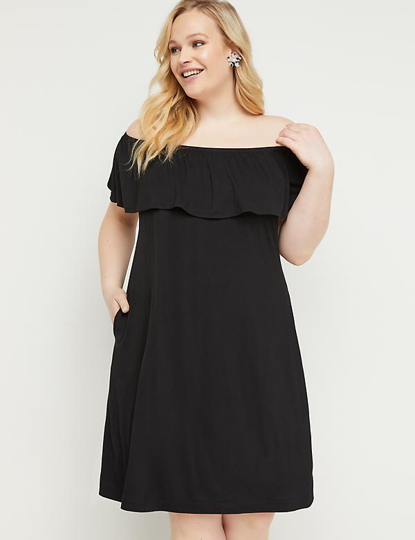 f06e868dd273 Plus Size Dresses | Lane Bryant