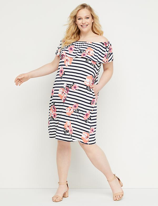 Size 28 26/28 Plus Size Dresses | Lane Bryant
