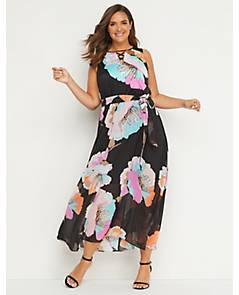 9de27390d8f image of Crisscross Maxi Dress with sku 355666