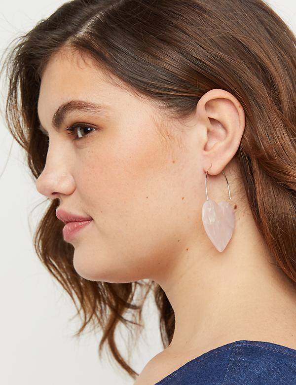 Heart Shaped Earring
