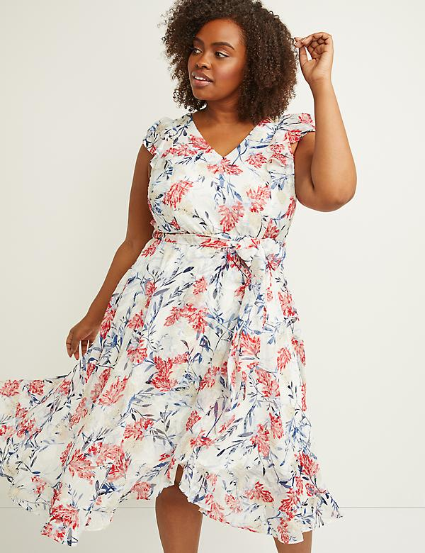 41574ddbb785f Plus Size Midi And Maxi Dresses | Lane Bryant