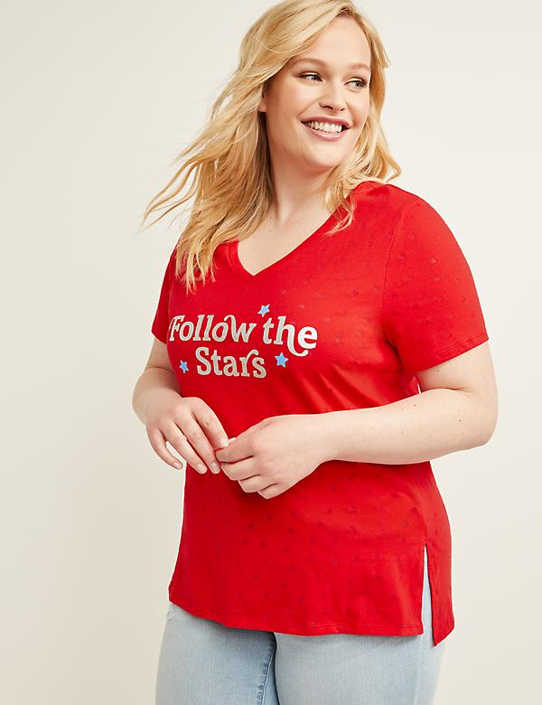 Follow the Stars Graphic Tee