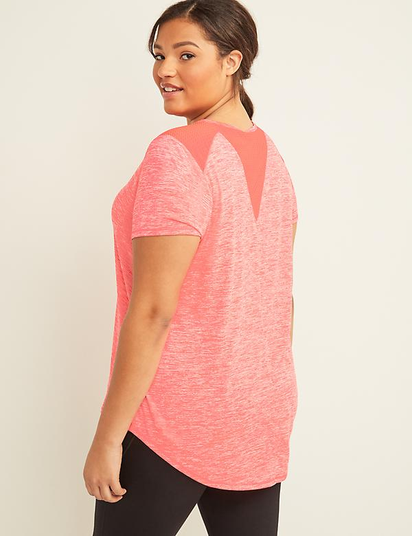 LIVI Active Wicking Tee - Mesh