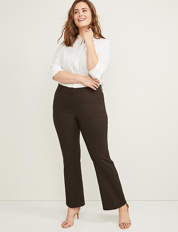 Allie Sexy Stretch Boot Pant - Twill