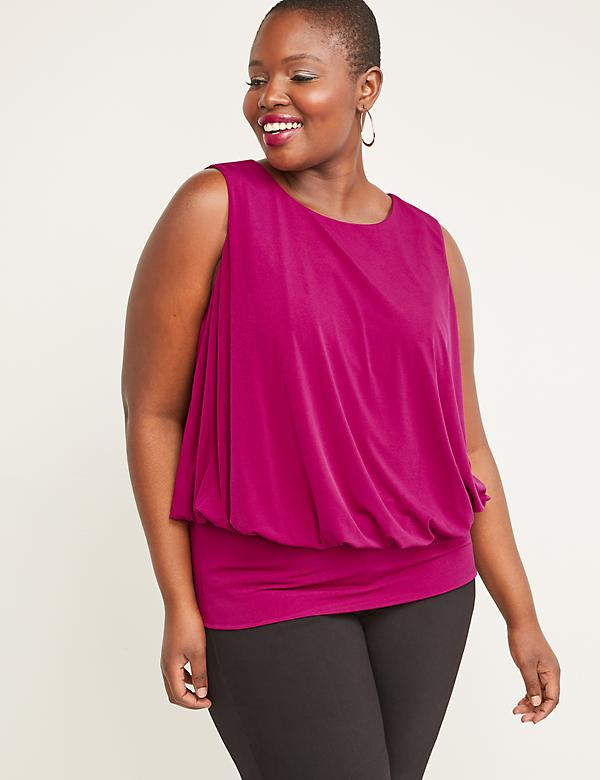 6ad508be0d355c Plus Size Tops & Shirts For Women | Lane Bryant