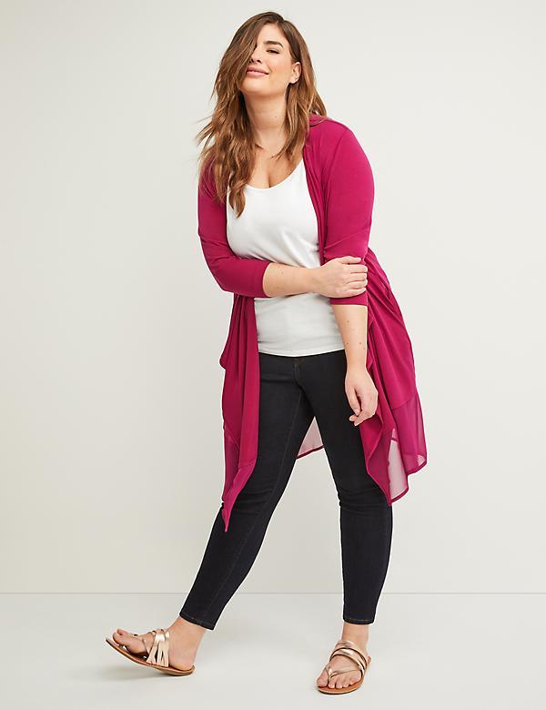 d9ac3486d36ca Plus Size Women's Jackets, Coats & Blazers   Lane Bryant